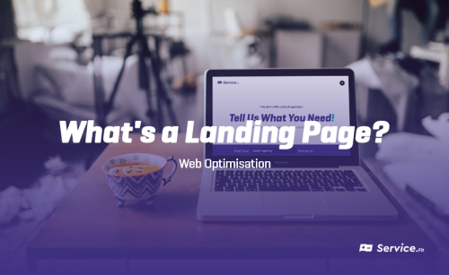 What's a Landing Page?