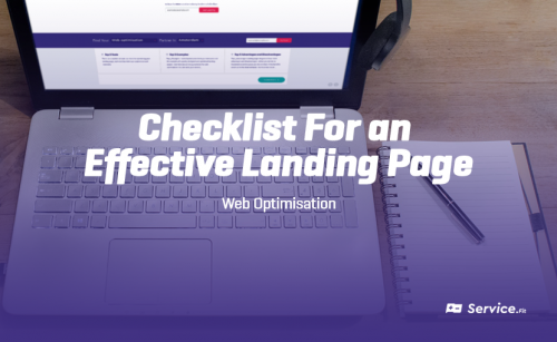 Checklist For an Effective Landing Page