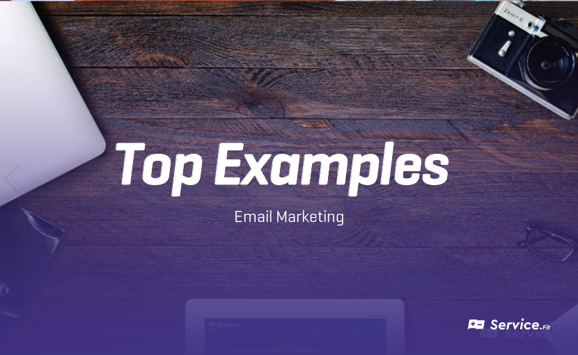 Top list examples – E-mail Marketing