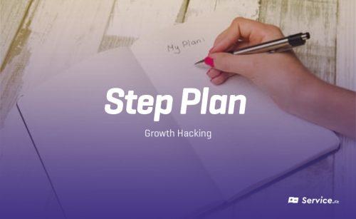 StepPlan – Growth Hacking