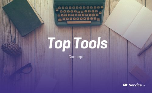 Top Tools List – Concept