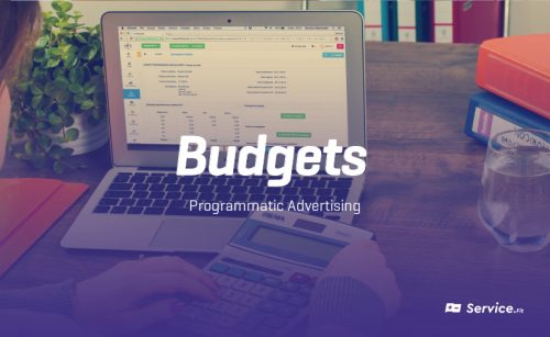 Budgets of Programmatic Advertising