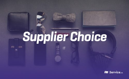 Supplier Choice – IT