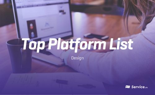 Eight design platforms in your website