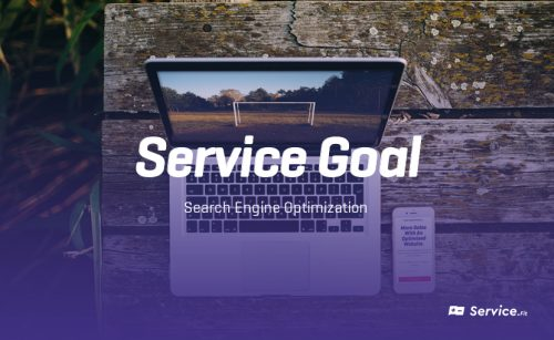 Service goal – SEO