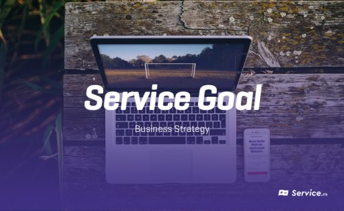 Service goal – Business Strategy