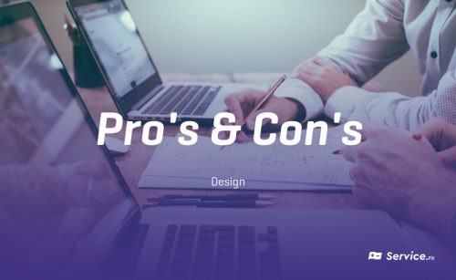 Pros & Cons of Web Design