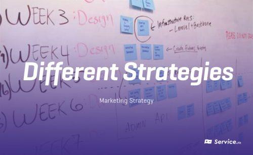 4 Types of Internet Marketing Strategies – Marketing Strategy