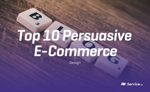 Top 10 of Persuasive E-Commerce Design