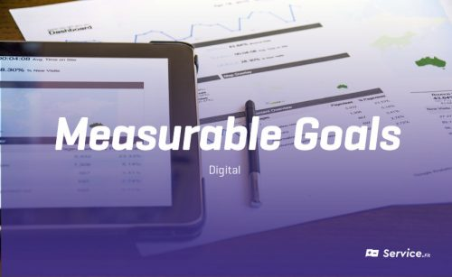 Measuring Goals for a Digital Transformation